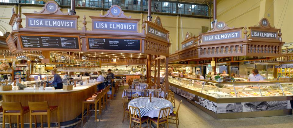 Delikatessbutiken Lisa Elmqvist