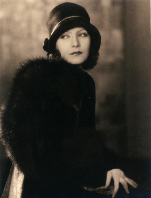 Ingrid Bergman Greta Garbo