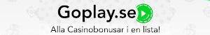 Goplays lista av casino bonus
